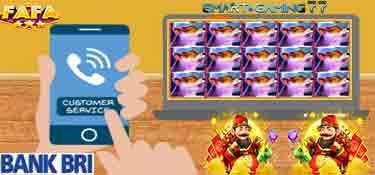 Fafa Slot Online Deposit 24jam Bank Bri