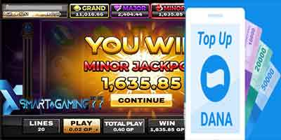 Agen Smartgaming77 Daftar Slot Via Dana